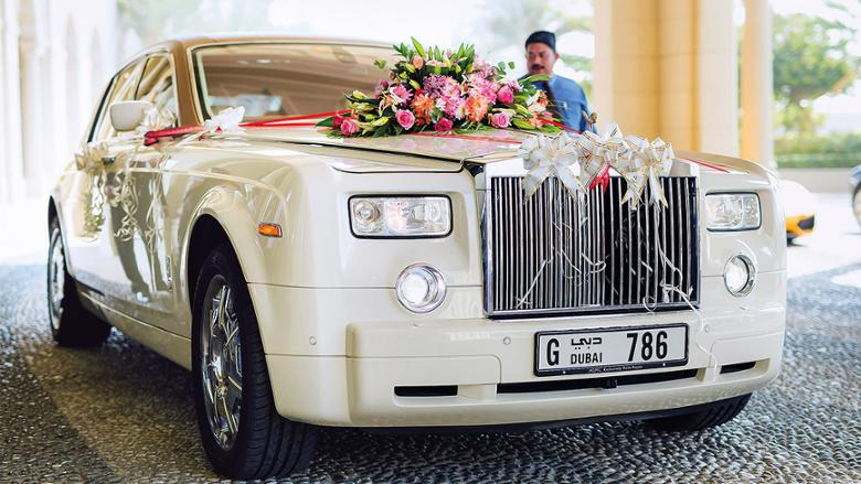 Hire Rent a Car Dubai Service in 2020 to Make your Wedding Day Memorable