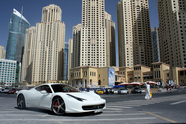 Best Way to Hire Professional Dubai Rent a Car Service
